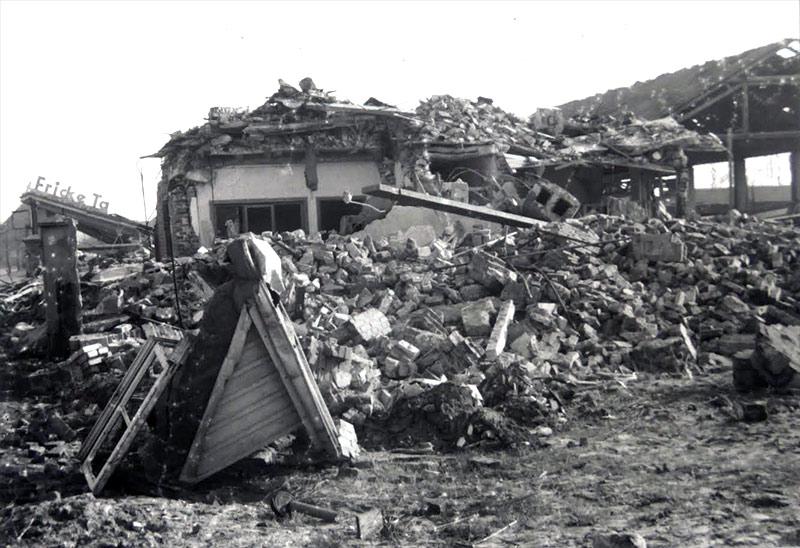 Gütersloh war nach dem Zweiten Weltkrieg zu 25% zerstört.