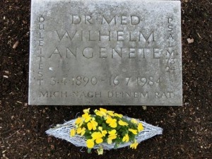 Friedhof-Angenete
