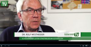 Zum Abschied von Dr. Rolf Westheider